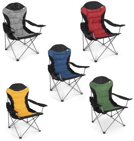 Kampa XL High Back Chair кемпинговые кресла