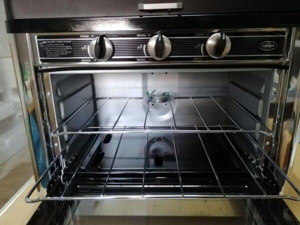 Плита с духовкой Camp4 — купить онлайн с доставкой