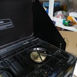 Плита с духовкой Camp4 1