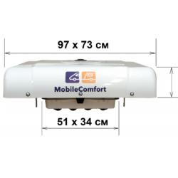 Mobile Comfort MC кондиционер накрышный 1