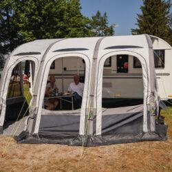 Reimo Marina Air — надувная палатка для каравана