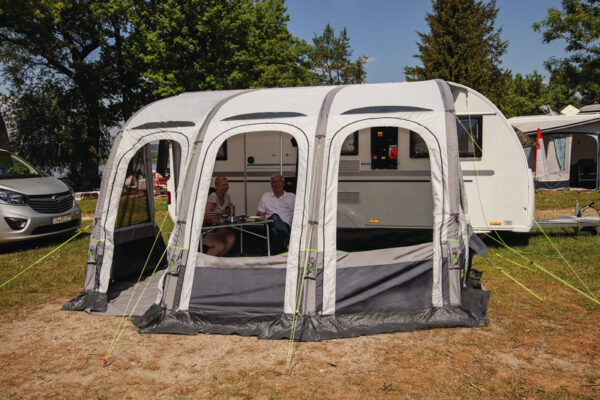 Reimo Marina Air — надувная палатка для каравана — купить онлайн с доставкой
