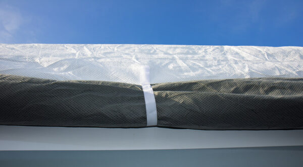 Зимний чехол для каравана Premium 1