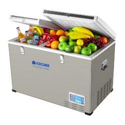Ice Cube компрессорные холодильники из нержавеющей стали