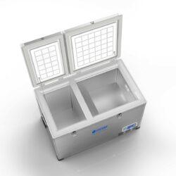 Фото — Ice Cube компрессорные холодильники из нержавеющей стали 6
