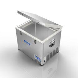 Фото — Ice Cube компрессорные холодильники из нержавеющей стали 1