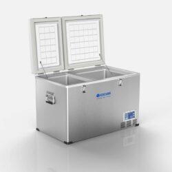 Фото — Ice Cube компрессорные холодильники из нержавеющей стали 4