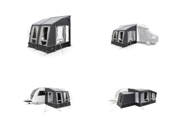 Dometic Rally Air All-season палатка для каравана и автодома — купить онлайн с доставкой