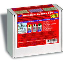 Фото — Multiman Red Box — ежегодная очистка водопровода 1