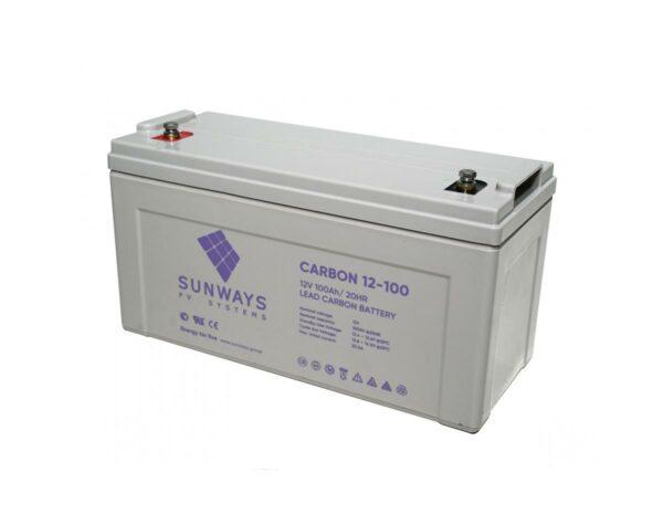 Sunways Carbon аккумуляторы — купить онлайн с доставкой