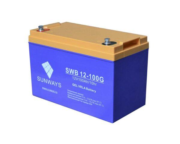 Sunways Gel аккумуляторы гелевые — купить онлайн с доставкой
